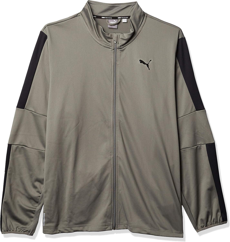 PUMA Men's Big & Tall Blaster Jacket