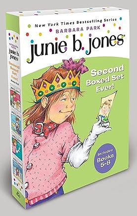 Junie B. Jones's Second Boxed Set Ever!: 5-8