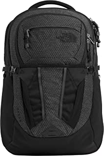 Women's Recon Backpack, TNF Black Heather/Silver Reflective