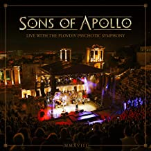 Sons Of Apollo - Live With The Plovdiv Psychotic Symphony in Slipc