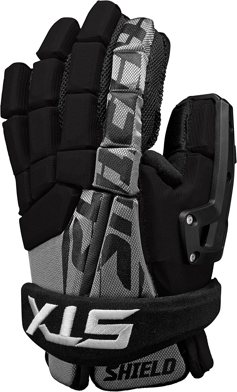 STX Lacrosse Special Campaign Shield Goalie 13-Inch Latest item Glove Black