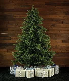Fraser Hill Farm FFFX075-0GR Foxtail Pine Artificial Christmas Tree, 7.5