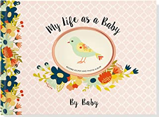 My Life as a Baby: Record Keeper and Photo Album (Birds)
