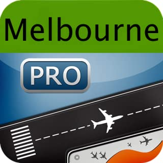 Melbourne Airport + Flight Tracker