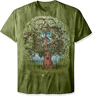 The Mountain Women's Men's Guitar Tree T-Shirt