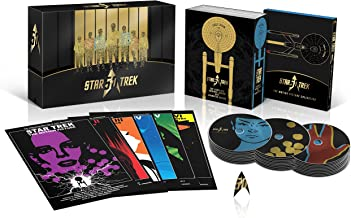 Star Trek 50th Anniversary TV and Movie Collection