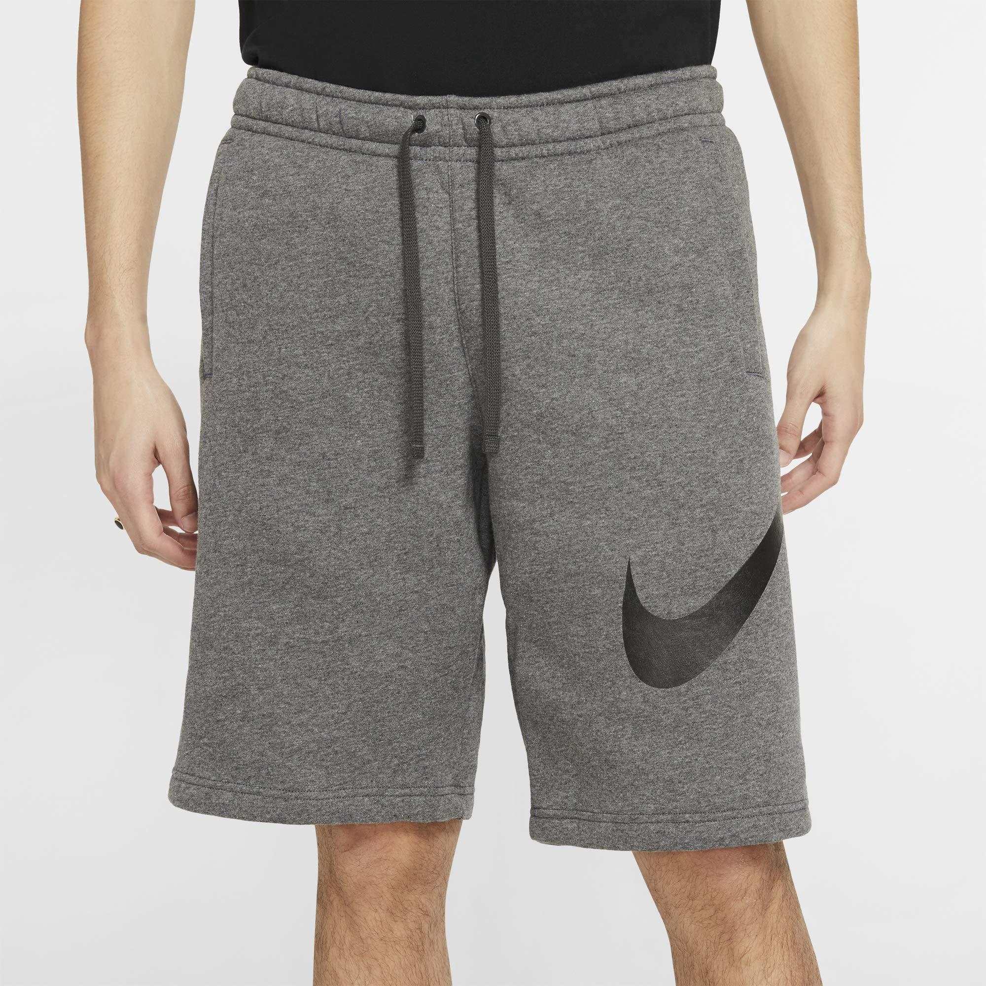 NIKE Sportswear Shorts Charcoal Heather