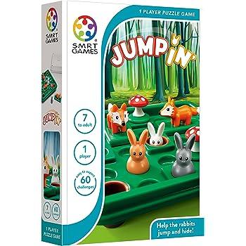 エスエムアールティゲームス(SMRT Games) ジャンプイン パズル SG421JP 正規品