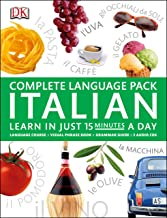 Complete Language Pack Italian: Learn in Just 15 Minutes a Day (Complete Language Packs)