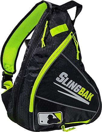 4d6eab0786ac Amazon.ae: Sports Franklin Bat Backpack Black
