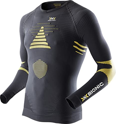 X-Bionic Ski Touring_Evo Man UW Shirt LG_SL. V-Neck sous-vêtements Homme