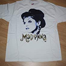 Madonna The Girlie Show 1993 Deadstock Shirt Pop 80s 90s Prince Bowie Michael Jackson Lady Gaga Britney Spears