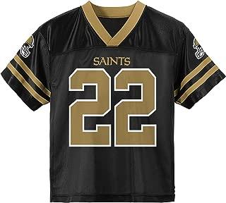 Outerstuff Mark Ingram New Orleans Saints Black Toddler Player Home Jersey