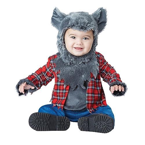 2a0eb7211d66 Baby Wolf Costume  Amazon.com