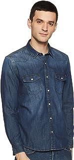 Pepe Jeans Men's Slim Fit Casual Shirt