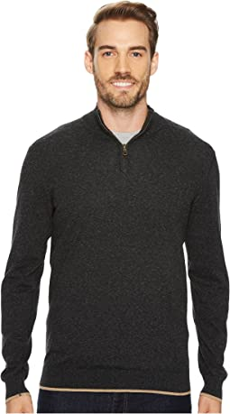 Agave Denim - Latitude Long Sleeve 1/4 Zip 14GG Sweater
