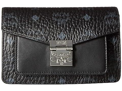 MCM Patricia Visetos Belt Bag Xmini