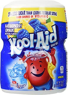 Kool-Aid Blue Raspberry Lemonade Drink Mix
