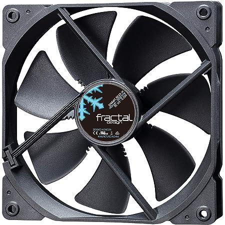 Fractal Design Case Fan Cooling Black (FD-FAN-DYN-X2-GP14-BK), Dynamic X2 GP-14 Black