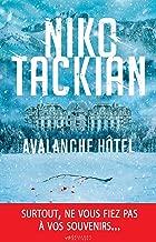 Avalanche Hôtel - Prix Ligue de L'Imaginaire-Cultura 2019 (Suspense Crime)