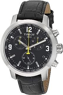 Tissot Mens PRC 200 Swiss Quartz Stainless Steel Sport Watch (Model: T0554171605700)
