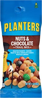 Planters Nut/Chocolate Trail Mix, 2 Ounce (Pack of 72) (00027)