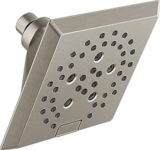 Delta 52664-SS H2Okinetic 5-Setting Raincan Shower head, Stainless