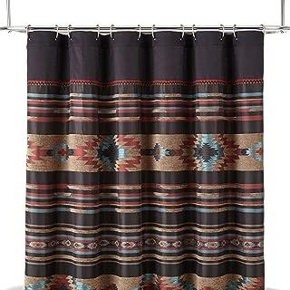 Best santa fe style shower curtain Reviews