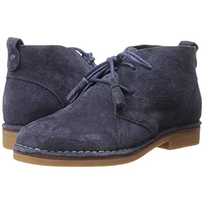 Hush Puppies Cyra Catelyn (Navy Suede) Women