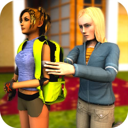 Simulador virtual de madre soltera: Mejor mamá 2019