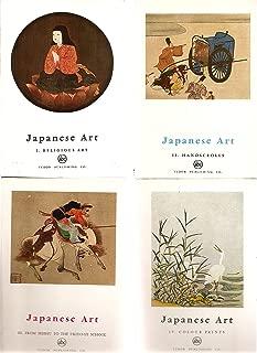 Japanese Art: Religious Art/Handscrolls/From Sesshu to the Ukiyo-Ye School/Colour Prints (4 Book)