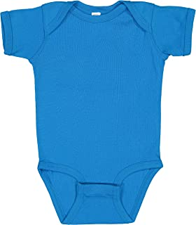 Infants'5 oz. Baby Rib Lap Shoulder Bodysuit