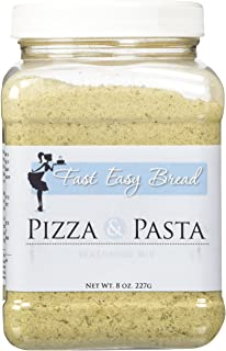 Pizza & Pasta Seasoning: Perfect Blend of Herbs and Spices to Make the Authetic Italian Pizza Sauce or Pasta Sauce
