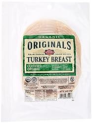 Dietz & Watson Originals Pre-Sliced Organic Turkey Breast, 6 oz