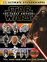 Star Wars (TM): The Force Awakens Ultimate Stickerscapes