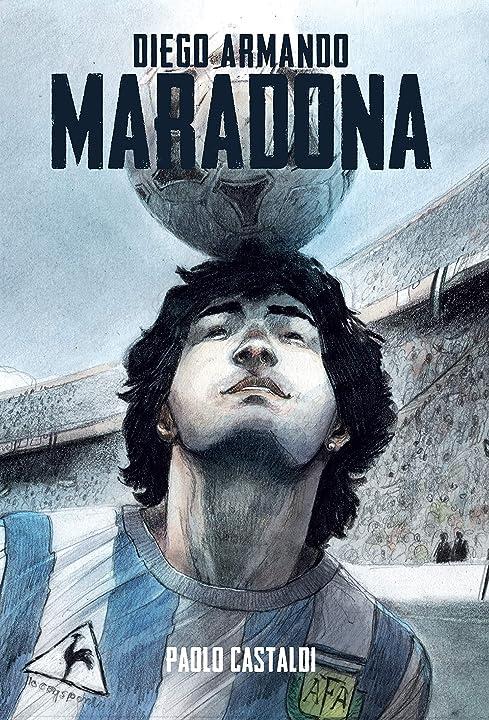 Libro Diego armando maradona - Paolo Castaldi -  (italiano) copertina flessibile becco giallo 978-8833140520