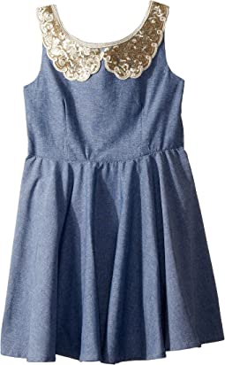 fiveloaves twofish Darcy Dress (Toddler/Little Kids)