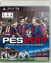 pro evolution soccer 2017 playstation 3