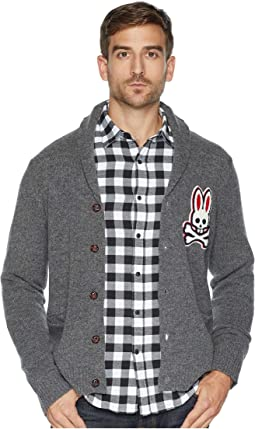 Barnes Shawl Neck Cardigan