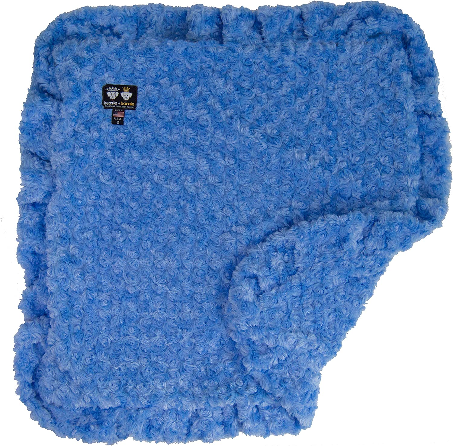 Bessie and Limited time for free shipping Barnie Blue Sky Ruffles Plush Max 86% OFF Luxury Faux Ultra Fur