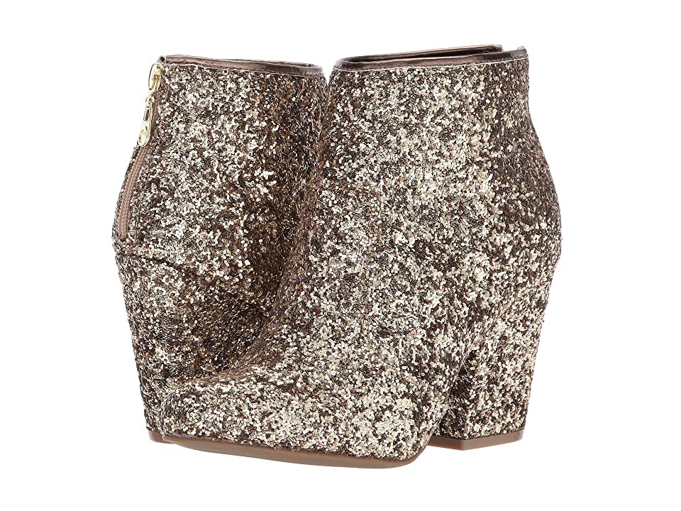 G by GUESS Nite3 (Gold Chunky Glitter) Women