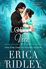 Lord of Vice: Regency Romance Novel (Rogues to Riches Book 6) Kindle Edition