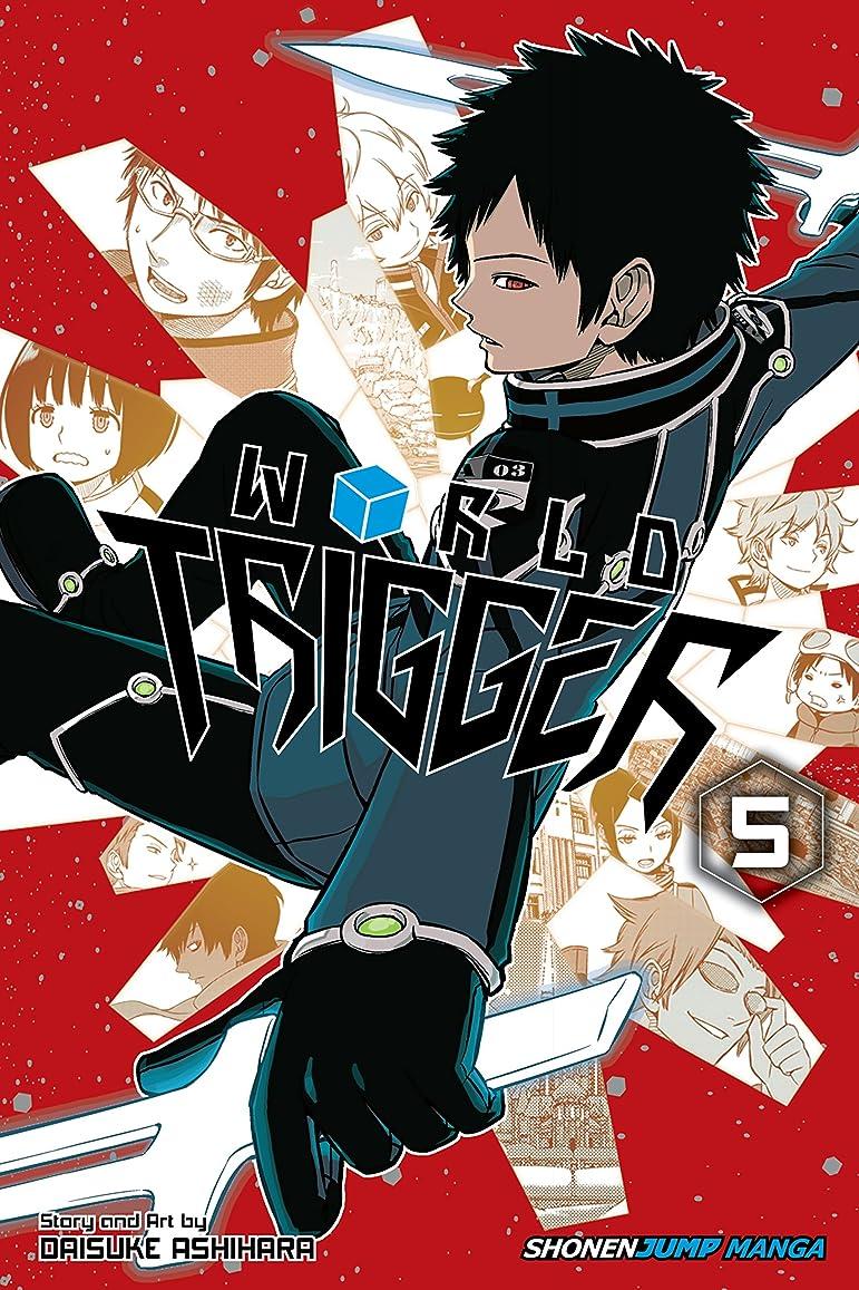 エレベーター思春期の性別World Trigger, Vol. 5 (English Edition)
