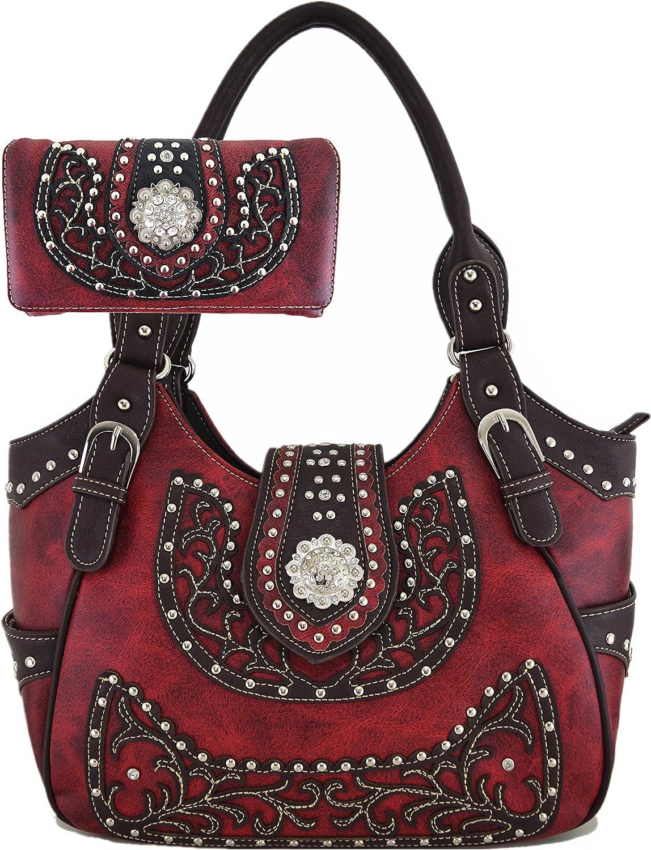 Choice Western Style Cowgirl Belts Buckle Purse Country Sale Handb Crossbody