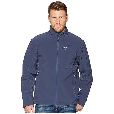 Ariat Vernon 2.0 Softshell Jacket (Navy Grid) Men