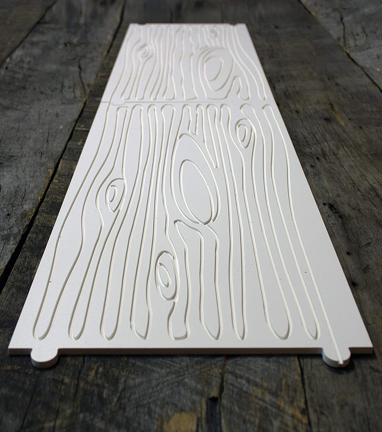 Groovy Patterns Wood Grain Large Knots P Arm Board - Long Latest item Cash special price