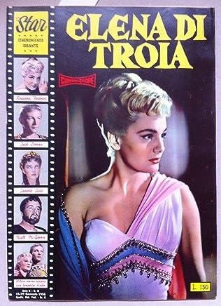 Star Cineromanzo gigante ELENA DI TROIA Rossana Podestà, Jack Sernas, Janette Scott 1956 n. 13 1956