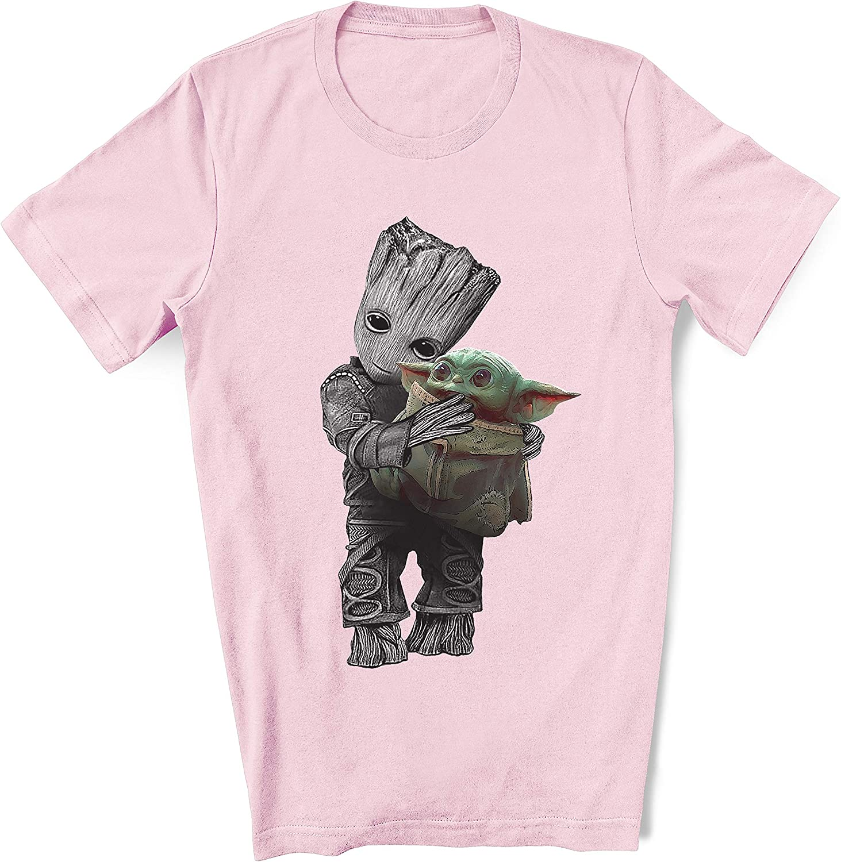 Guava San Antonio Mall Long-awaited Iguana Baby Groot Yoda and Adult T-Shirt