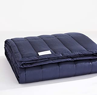 Casper Sleep Weighted Blanket, 20 lbs, Indigo
