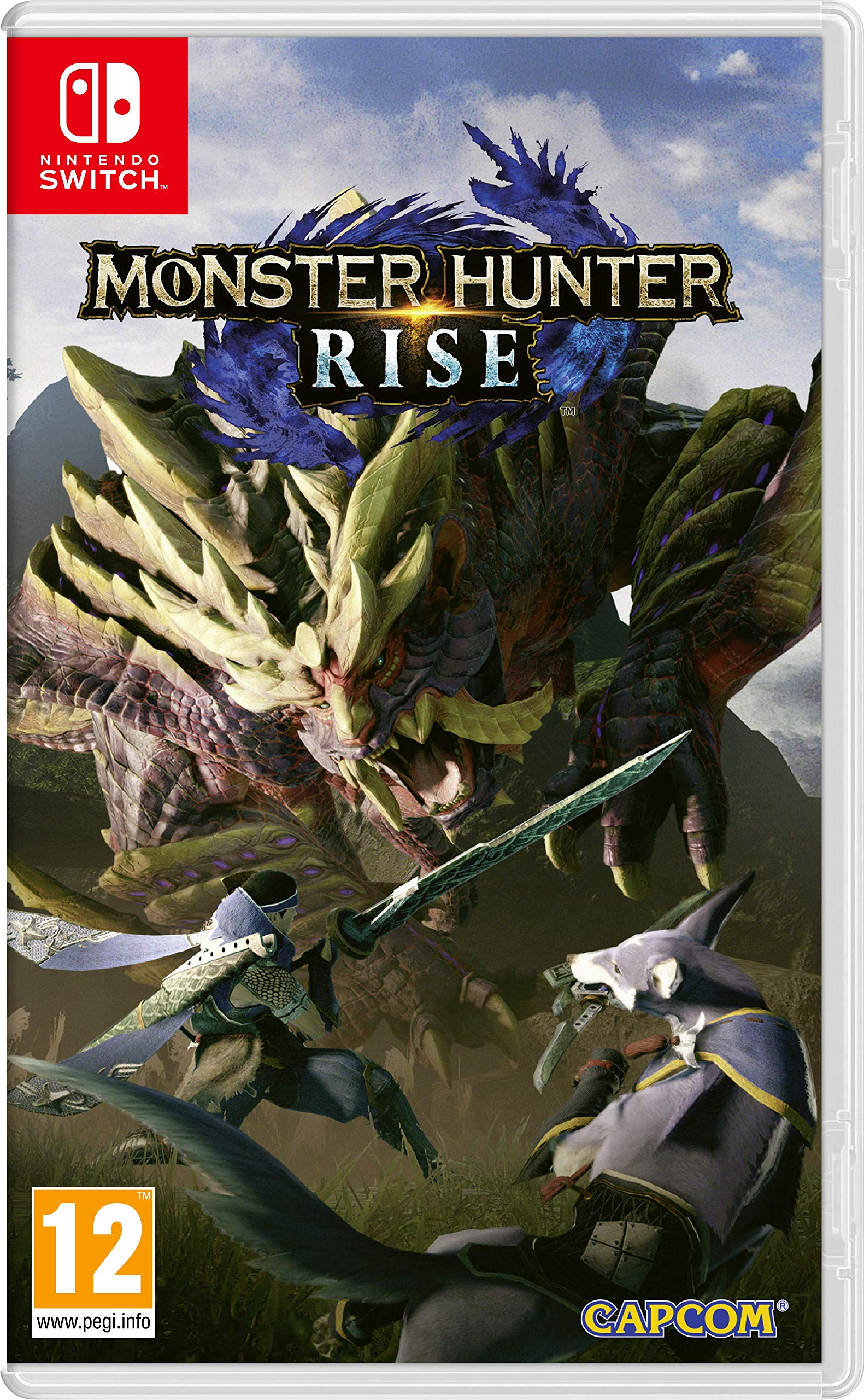 Monster Hunter Rise: Collector's Edition (Nintendo Switch)